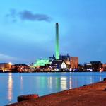 KWK Kraftwerk der Stadtwerke Flensburg
